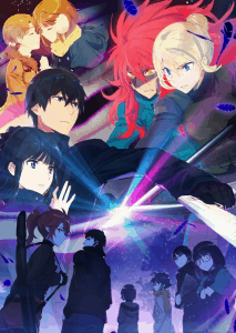 The Irregular At Magic High School S2 Visual
