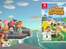 Animal Crossing New Horizons Gewinnspiel
