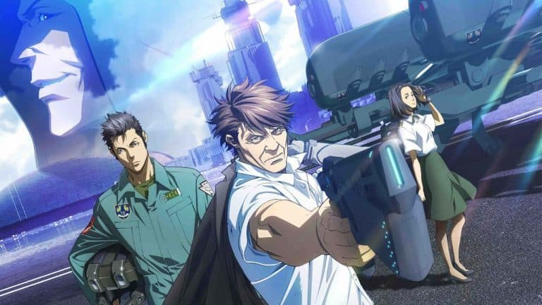 """""""Psycho-Pass: Sinners of the System"""" bald auf Disc"""