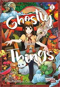 Ghostly Things Cover