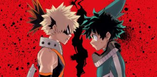 My Hero Academia Official Viz