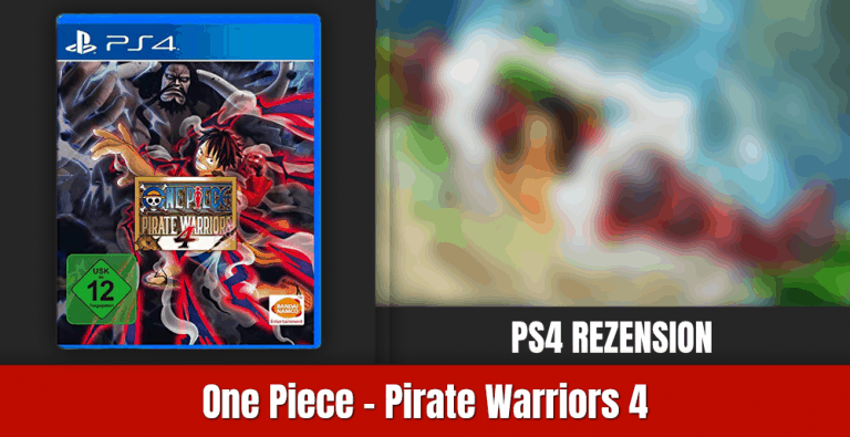 Review: One Piece – Pirate Warriors 4 | PS4