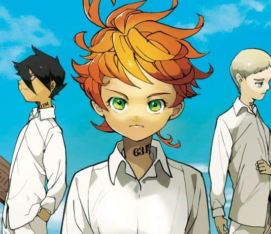Promised Neverland Interview