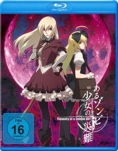 Calamity Of A Zombie Girl Bd 1