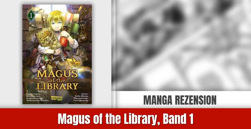 Magus Of The Library Band 1