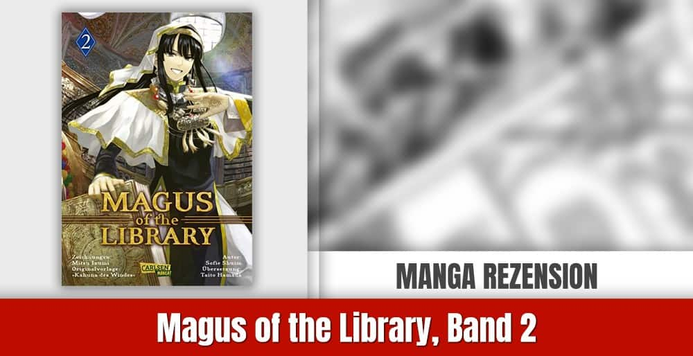 Magus Of The Library Band 2