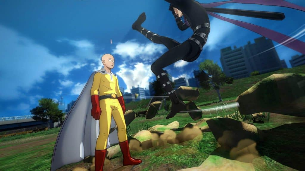 One Punch Man A Hero Nobody Knows Bild 10