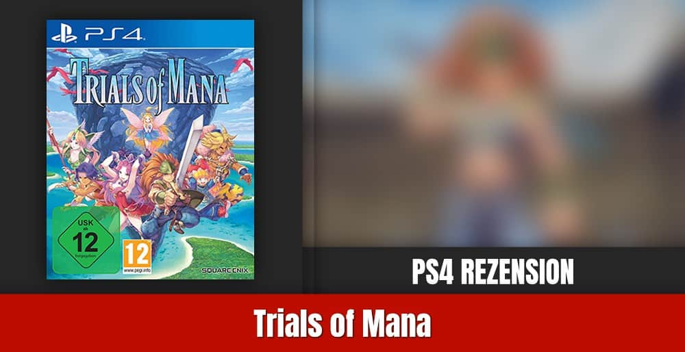 Review: Trials of Mana | PS4