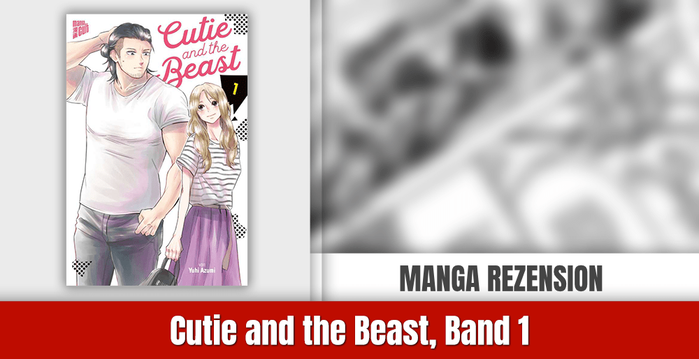 Cutie And The Beast, Band 1 Reviewbild