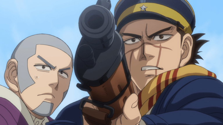 Review: Golden Kamuy Vol. 3 | Blu-ray