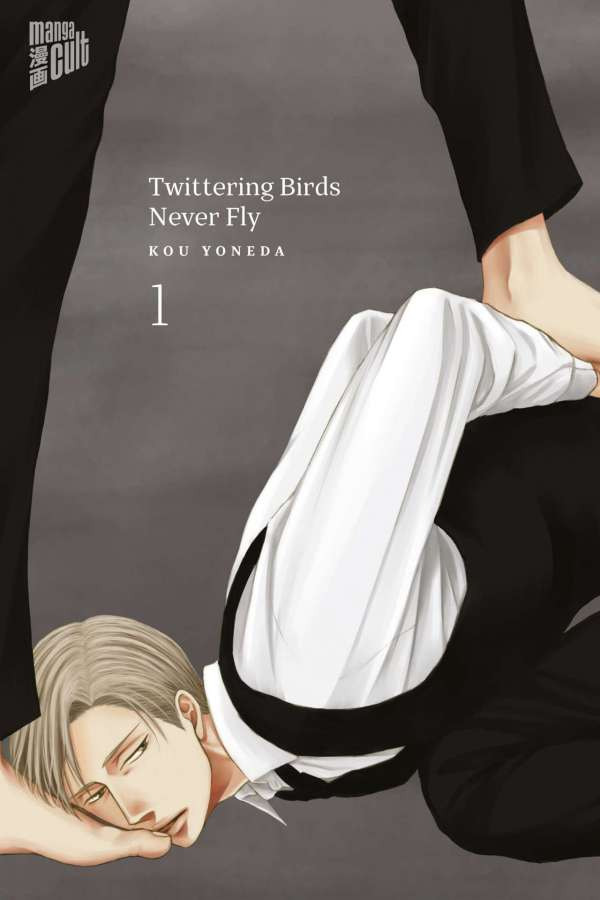 Twittering Birds Never Fly Band 1 Cover