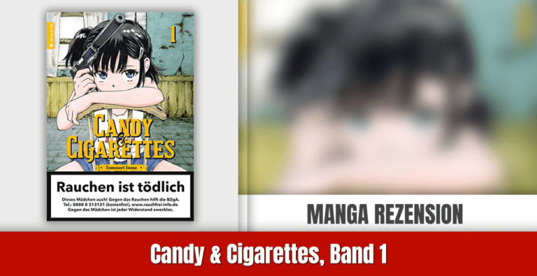 Review: Candy & Cigarettes, Band 1